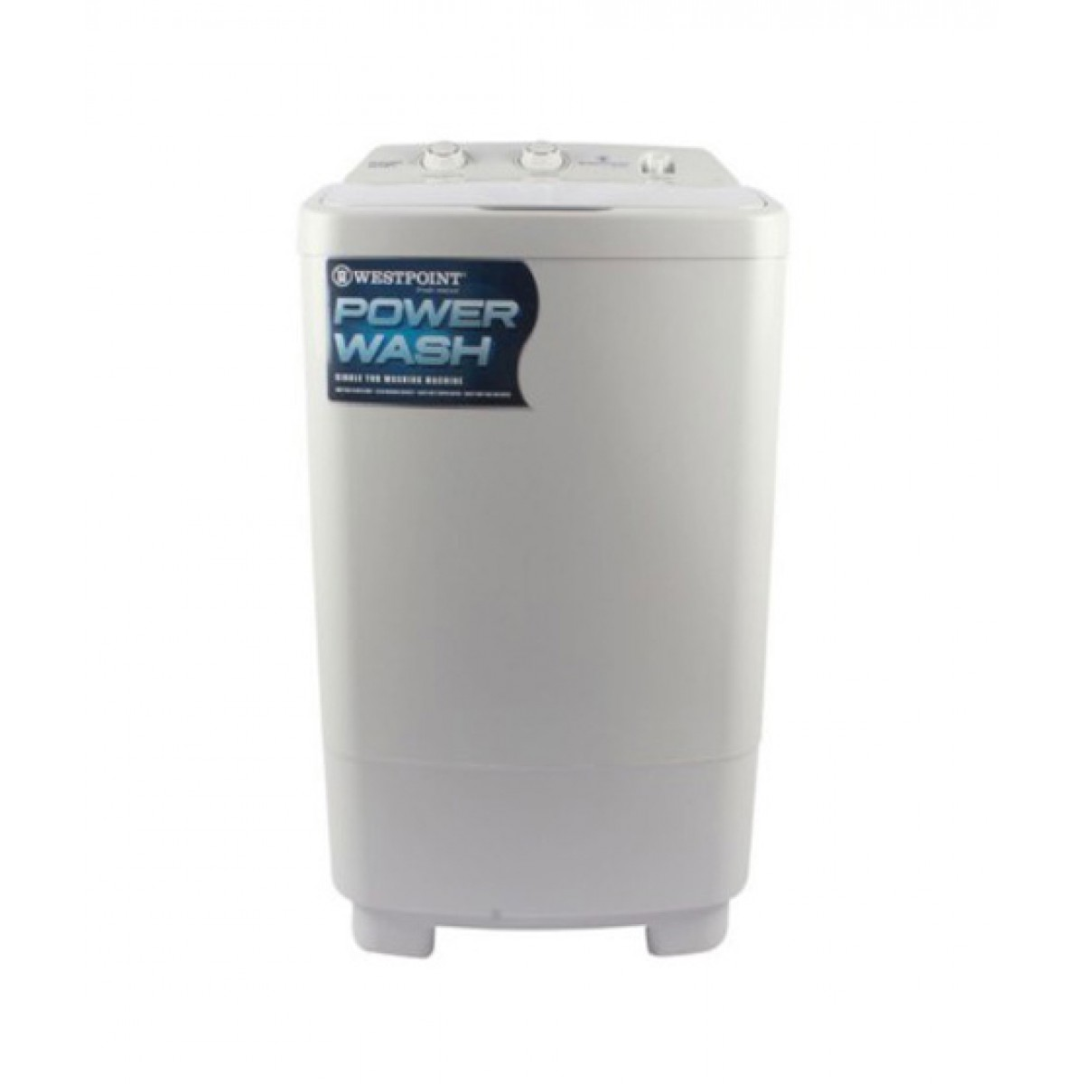 Westpoint SIngle Tub Semi Automatic Washing Machine WF-1017