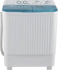 Haier Semi-Automatic Washing Machine HWM 80AS