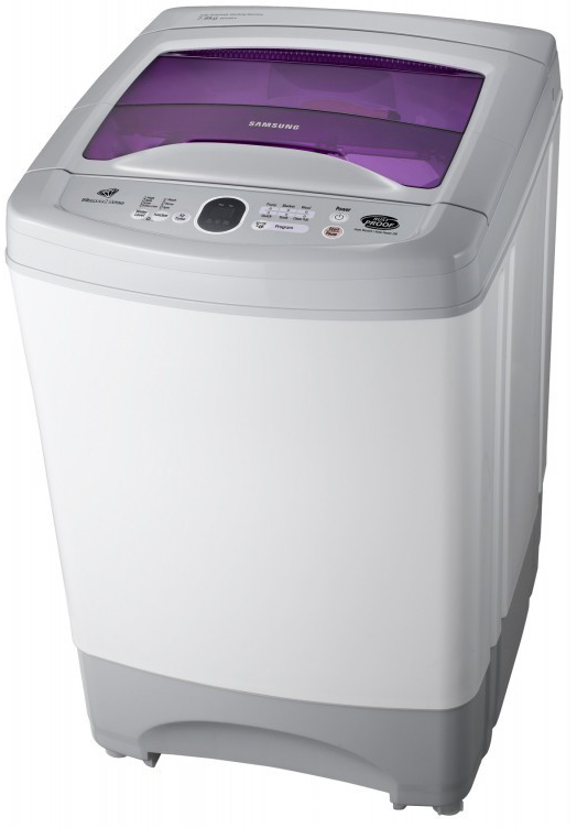 Samsung Fully-Automatic Top Load Washing Machine WA90F5S2UWWLA