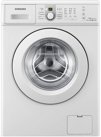 Samsung Fully-Automatic Front Load Washing Machine WF0700NCWXSG