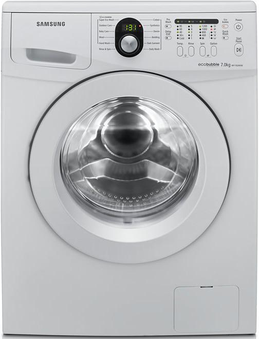 Samsung Fully-Automatic Front Load Washing Machine WF1702W5WSG