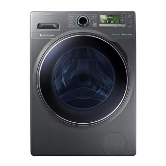Samsung Fully-Automatic Front Load Washing Machine WW12H8420EX