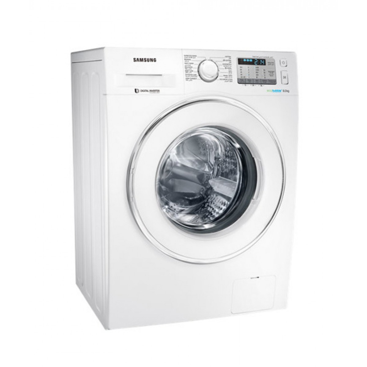 Samsung Fully-Automatic Front Load Washing Machine WW80J5413