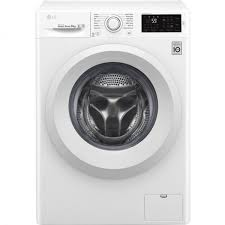 LG Fully-Automatic Front Load Washing Machine F4J5TNP3W