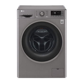LG Fully-Automatic Front Load Washing Machine F4J6TNP8S