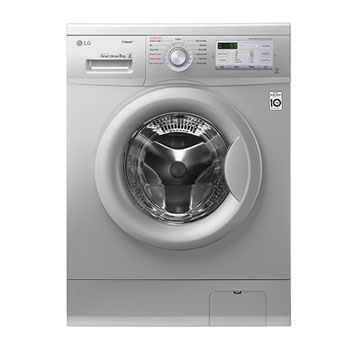 LG Fully-Automatic Front Load Washing Machine FH4G7TDY5