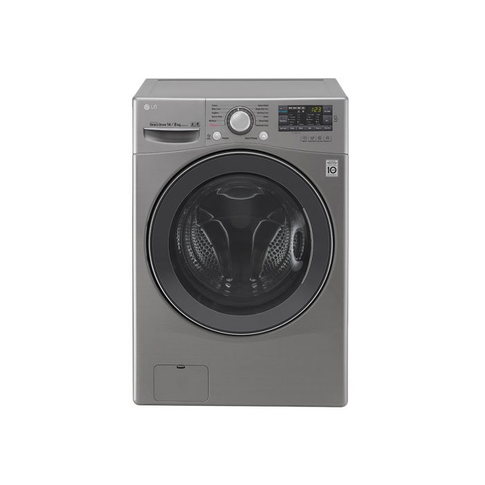 LG Fully-Automatic Front Load Washing Machine FOK6DMK2S2