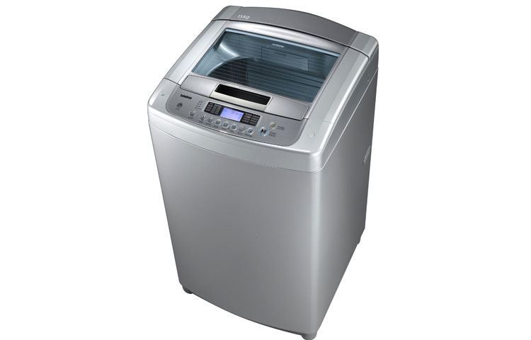 LG Fully-Automatic Top Load Washing Machine T1503TEFT3